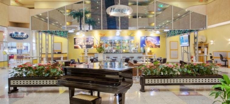 Bristol International Airport Hotel: Esterno SAO PAOLO - GUARULHOS