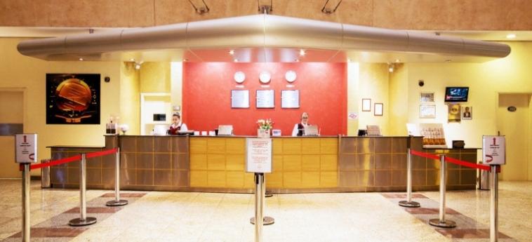 Bristol International Airport Hotel: Mappa del Piano SAO PAOLO - GUARULHOS