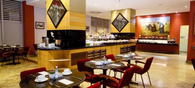 Bristol International Airport Hotel: Ristorante SAO PAOLO - GUARULHOS