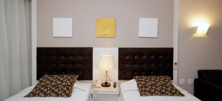Bristol International Airport Hotel: Chambre executive SAO PAOLO - GUARULHOS