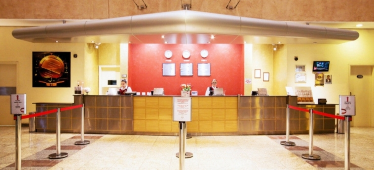 Bristol International Airport Hotel: Floor Plan SAO PAOLO - GUARULHOS