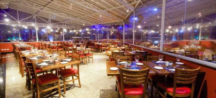 Bristol International Airport Hotel: Restaurant SAO PAOLO - GUARULHOS