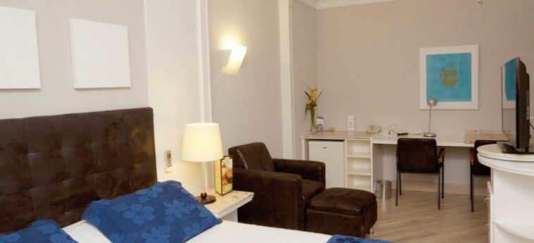Bristol International Airport Hotel: Facade SAO PAOLO - GUARULHOS