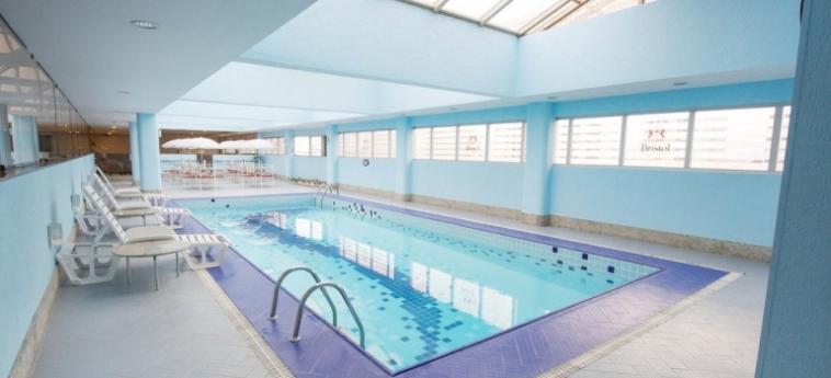 Bristol International Airport Hotel: Indoor Swimmingpool SAO PAOLO - GUARULHOS