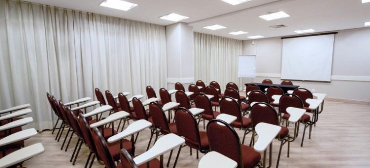 Bristol International Airport Hotel: Meeting Room SAO PAOLO - GUARULHOS