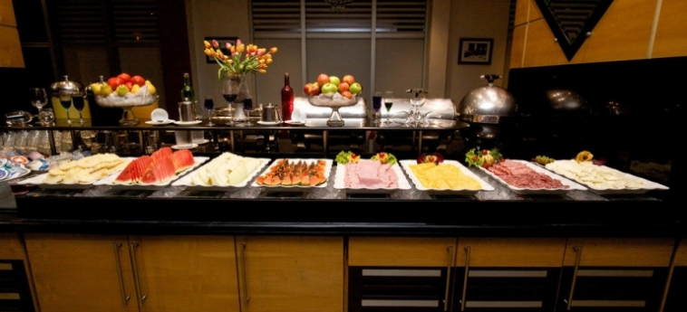 Bristol International Airport Hotel: Room - Deluxe SAO PAOLO - GUARULHOS