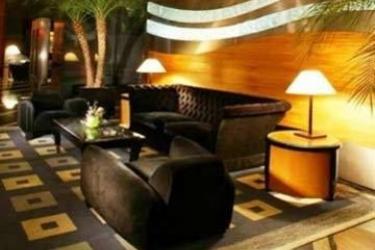Hotel Renaissance : Lounge Bar SAO PAULO