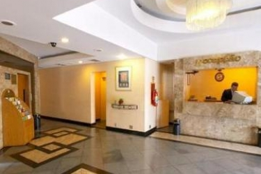 Hotel Transamerica Classic Opera: Empfang SAO PAULO