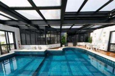 Hotel Transamerica Classic Opera: Innenschwimmbad SAO PAULO