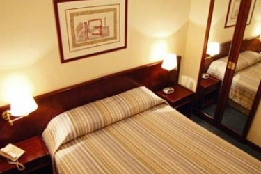 Hotel Transamerica Classic Opera: Schlafzimmer SAO PAULO
