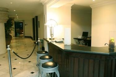 Hotel Transamerica Prime Paradise Garden: Bar SAO PAULO