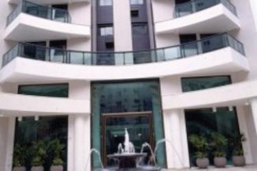 Hotel Transamerica Prime Paradise Garden: Extérieur SAO PAULO