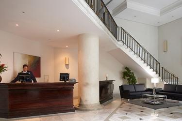 Hotel Transamerica Prime Paradise Garden: Lobby SAO PAULO
