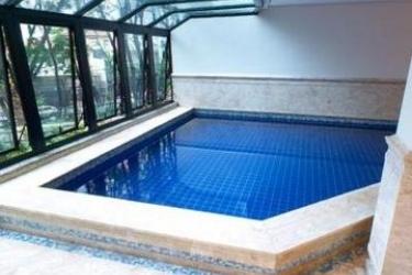 Hotel Transamerica Prime Paradise Garden: Indoor Swimmingpool SAO PAULO