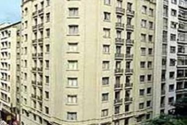 Hotel Bourbon Sao Paulo Business: Exterior SAO PAULO