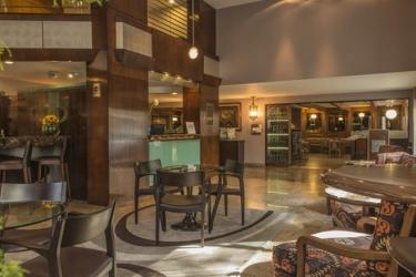 Hotel Bourbon Sao Paulo Business: Lobby SAO PAULO