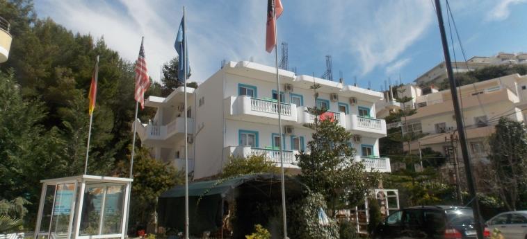 Hotel Rixhi: Exterior SARANDA