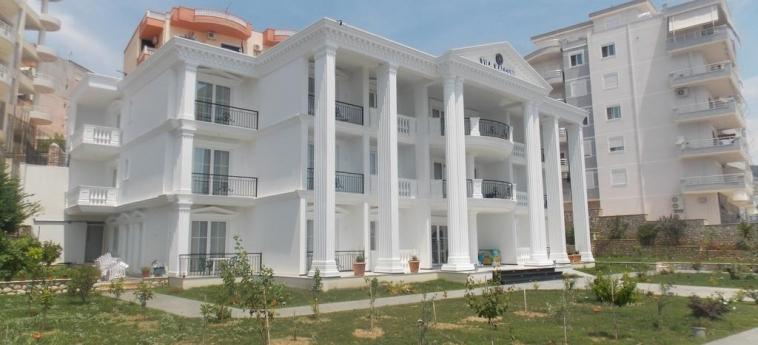 Hotel Vila Kalcuni: Exterieur SARANDA