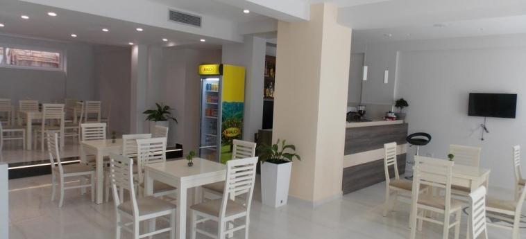 Hotel Vila Kalcuni: Hall SARANDA
