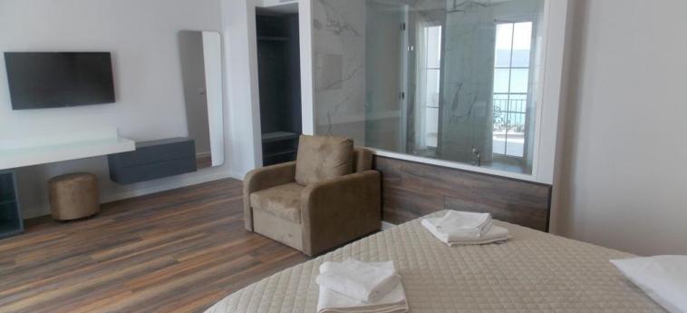 Hotel Vila Kalcuni: Intérieur SARANDA