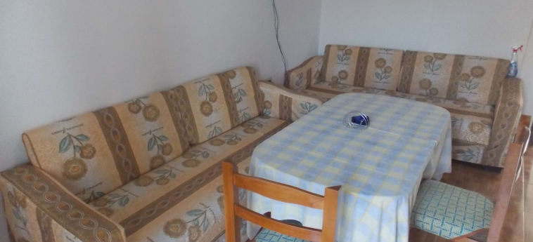 Eleana Apartments: Appartamento SARANDA