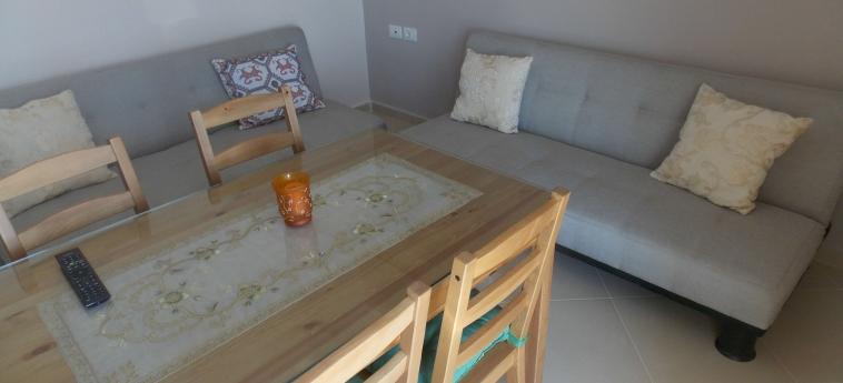 Eleana Apartments: Particolare dell'Appartamento SARANDA