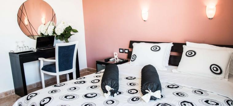 Hotel Oasis: Camera Matrimoniale/Doppia SARANDA