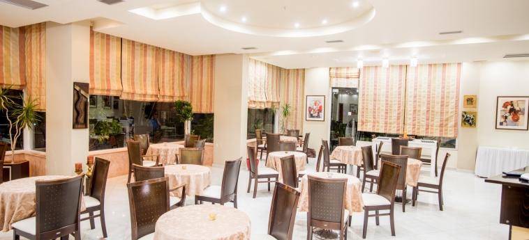 Hotel Oasis: Ristorante SARANDA