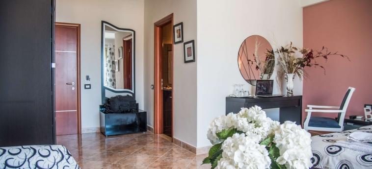 Hotel Oasis: Chambre Double SARANDA