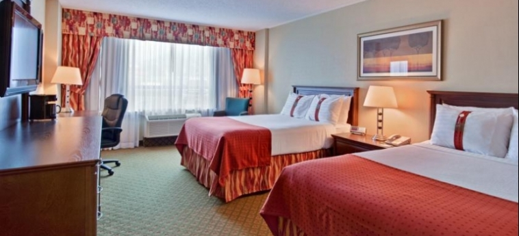 Hotel Holiday Inn & Conference Centre: Camera Doppia - Twin SARNIA - ONTARIO