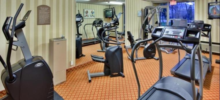Hotel Holiday Inn & Conference Centre: Palestra SARNIA - ONTARIO