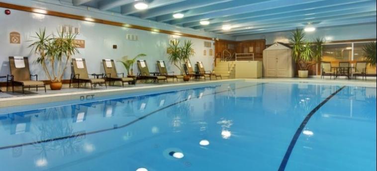 Hotel Holiday Inn & Conference Centre: Piscina Coperta SARNIA - ONTARIO
