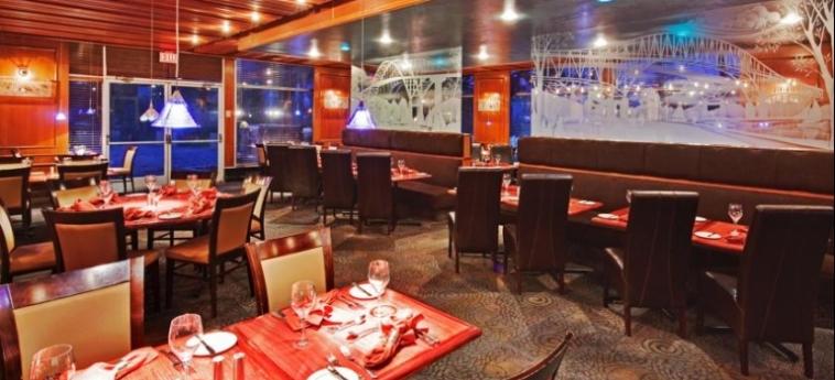 Hotel Holiday Inn & Conference Centre: Ristorante SARNIA - ONTARIO