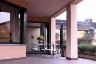 Hotel Cyrano: Church SARONNO - VARESE