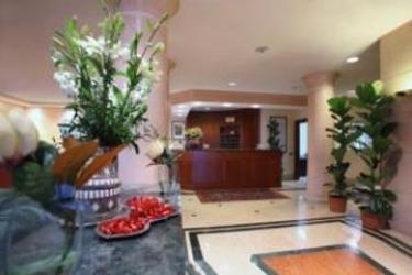 Hotel Cyrano: Facade SARONNO - VARESE