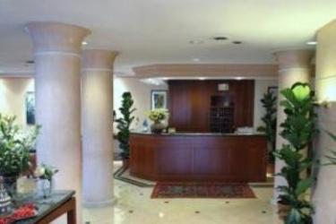 Hotel Cyrano: Garage SARONNO - VARESE