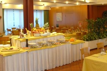 Hotel Della Rotonda: Restaurante SARONNO - VARESE