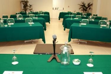 Hotel Della Rotonda: Sala de conferencias SARONNO - VARESE