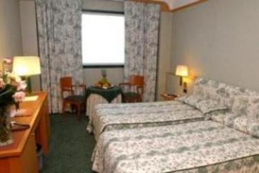 Hotel Della Rotonda: Chambre jumeau SARONNO - VARESE