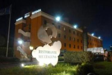 Hotel Della Rotonda: Cour de Recreation SARONNO - VARESE