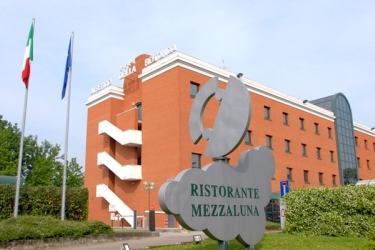 Hotel Della Rotonda: Außen SARONNO - VARESE