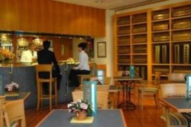 Hotel Della Rotonda: Freitreppe SARONNO - VARESE
