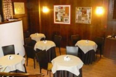 Hotel Mercurio: Außen SARONNO - VARESE