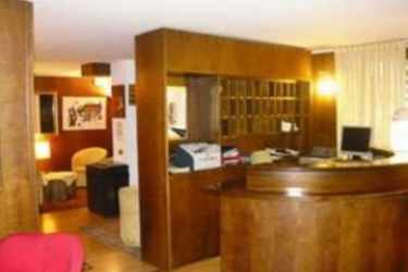 Hotel Mercurio: Korridor SARONNO - VARESE