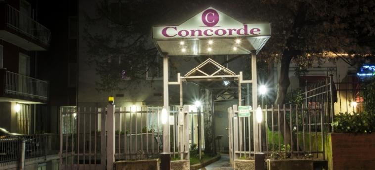 Hotel Concorde: Exterior SARONNO - VARESE
