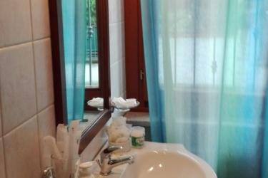 Hotel Residence Il Pino: Hall SARONNO - VARESE
