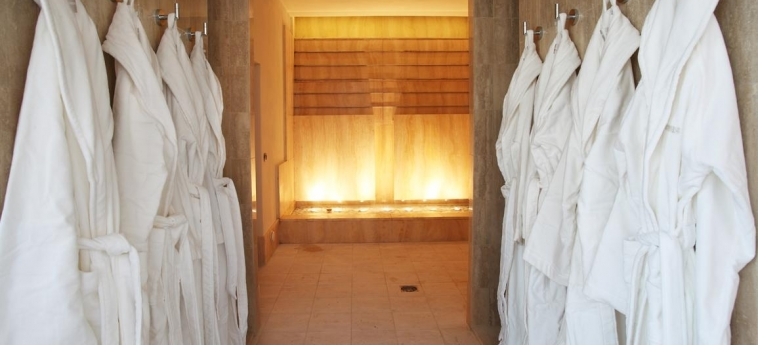 Starhotels Grand Milan: Spa SARONNO - VARESE