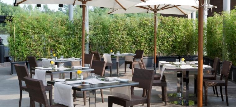 Starhotels Grand Milan: Veranda SARONNO - VARESE