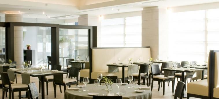 Starhotels Grand Milan: Zona Pranzo SARONNO - VARESE