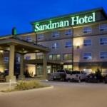 SANDMAN HOTEL SASKATOON 3 Etoiles